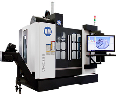 CNC Machines   Vertical Machining Centers   PC-based CNC