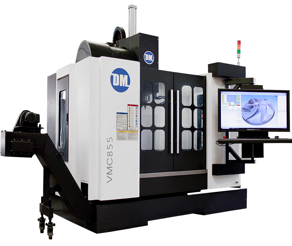 Vertical Machining Centers | CNC Machines