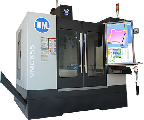 5 Axis Vertical Machining Center